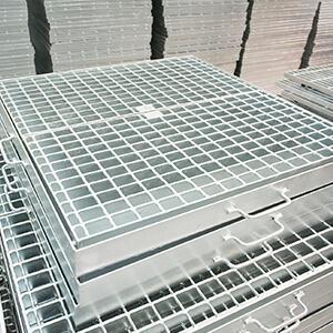 山东热镀锌-钢格板